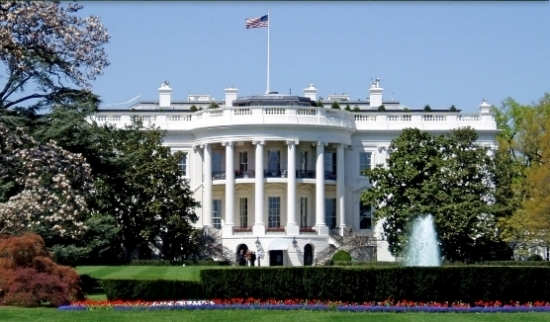 The White House ... it will be the home of America's 45th  Photo: Cezary p-Wikipedia