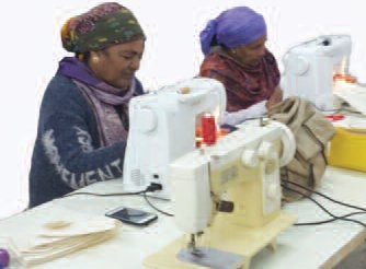 New Venue for Sderot Sewing Center