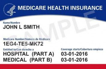 Medicare Cards for US Citizens