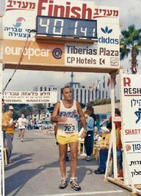 Dr. Harold Brozin - Born to Run