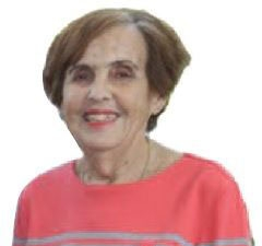 Annice Grinberg who passed away in July 2018