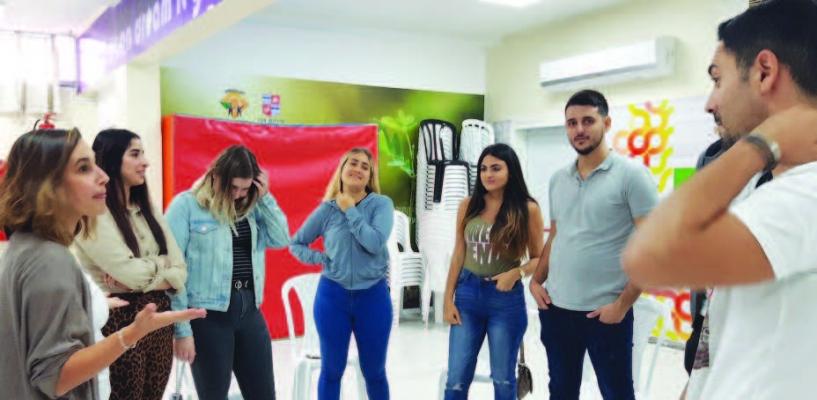 Students Build a Community: Akko