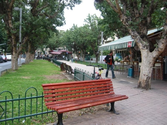 City of Benches