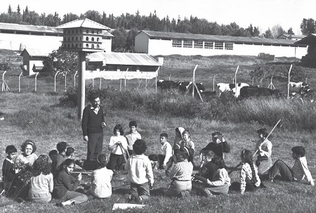 Life at Youth Village in Six-Day War